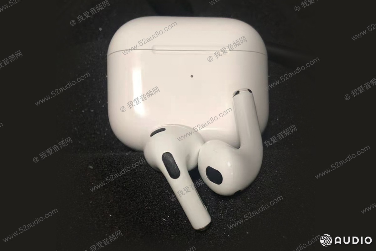 AirPods 3 leaked: They look like the AirPods Pro now 1