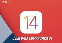 ios 14 user data