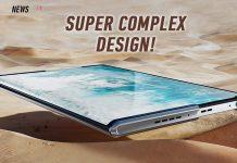 OPPO X 2021 design