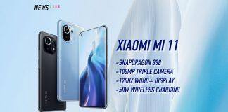 Mi 11, Xiaomi