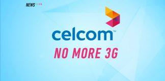 Celcom shutting down 3G
