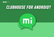 Xiaomi MI Talk clubhouse