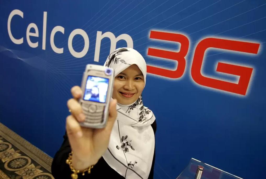 Celcom 3G