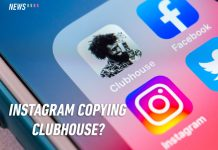 instagram clubhouse