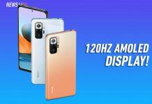 Redmi Note 10 Pro launch