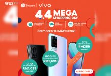 shopee vivo 4.4 sale