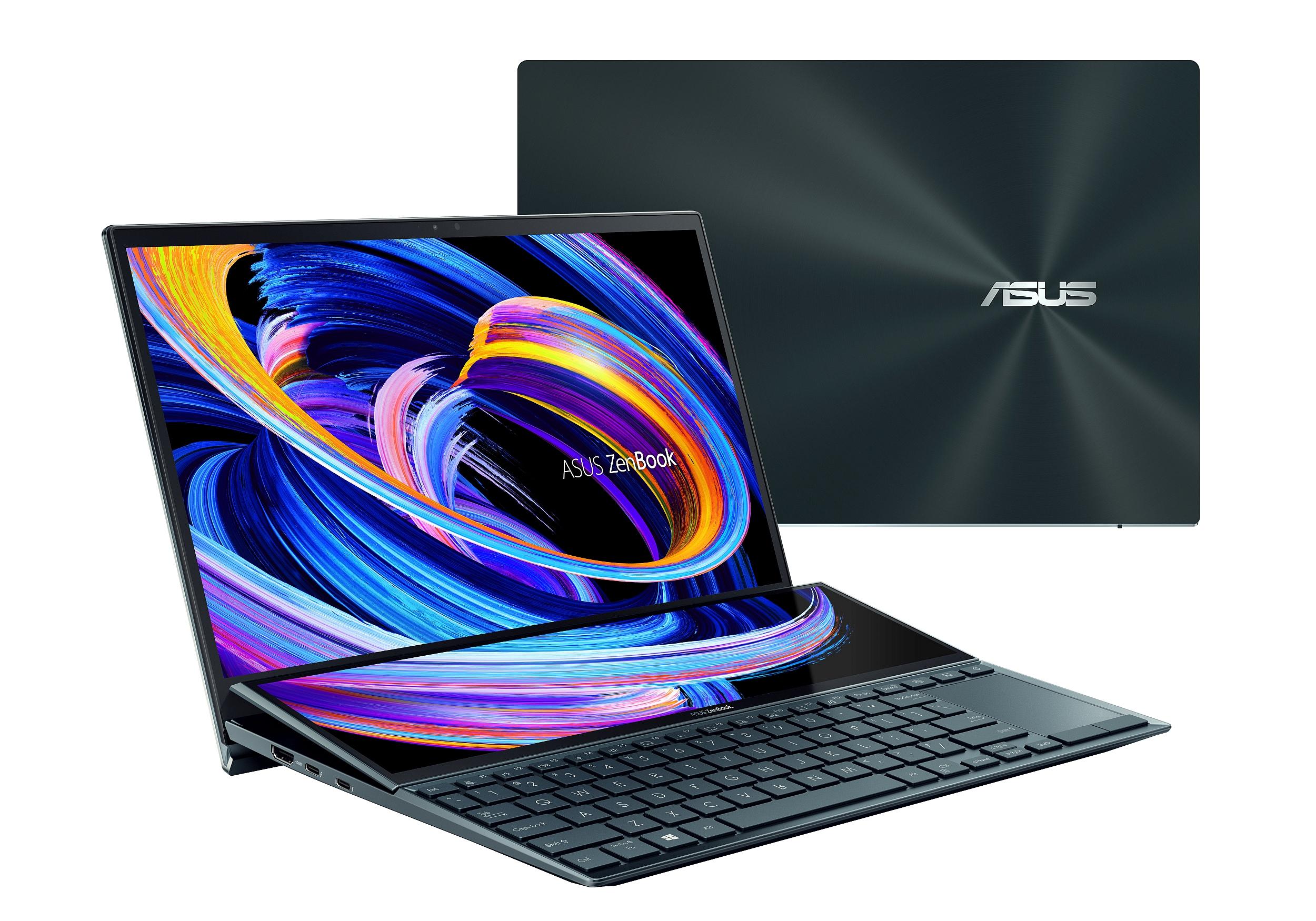 ZenBook Duo 14 2021