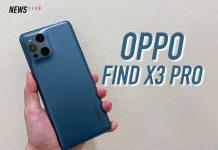 Find X3 Pro, OPPO