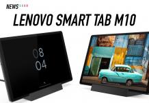 Lenovo, Smart Tab M10, Lenovo Smart Tab M10