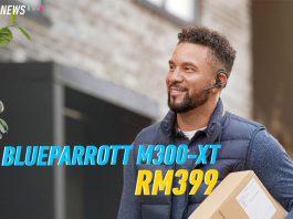 blueparrott, m300-xt