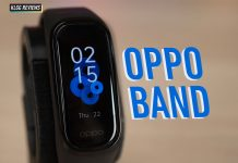 OPPO Band, OPPO, fitness tracker