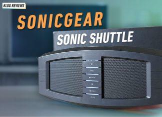 SonicGear Sonic Shuttle