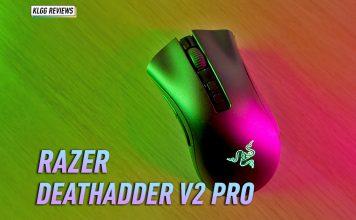 Razer DeathAdder V2 Pro review
