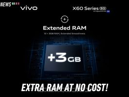vivo Virtual RAM