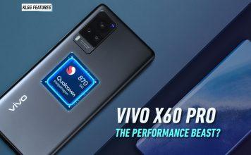 vivo X60 Pro snapdragon 870