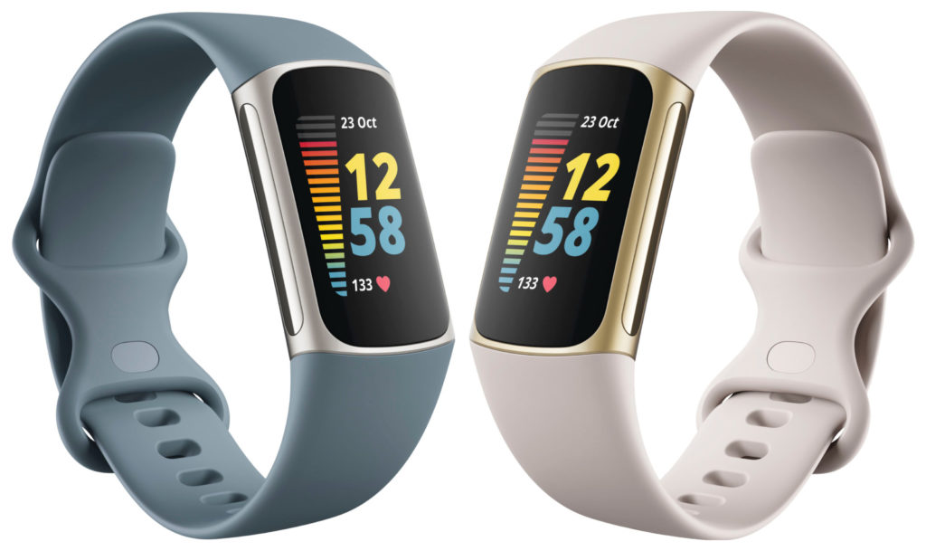 Fitbit Charge 5: Leaked renders reveal a design refresh 11