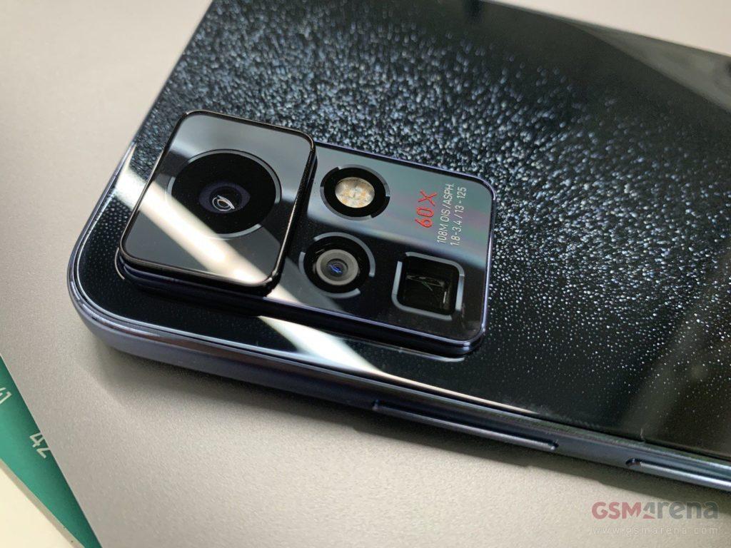 Photos of alleged Infinix Zero X Pro leaked, revealing a 108MP camera setup 29