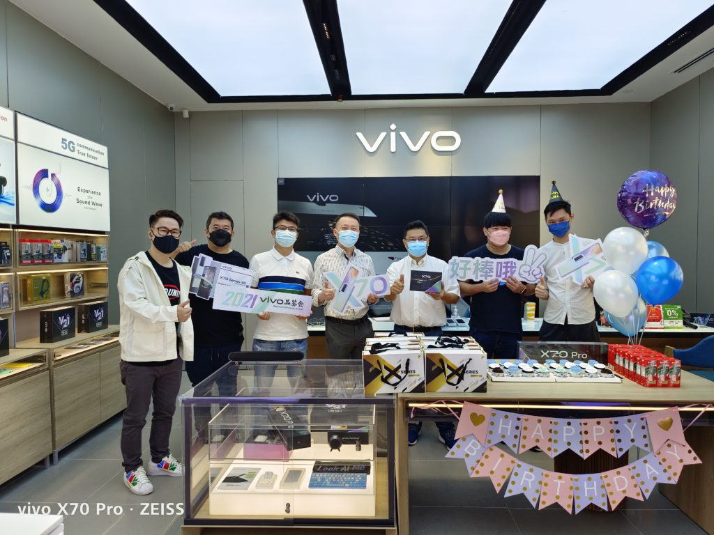 vivo X70 series outperforms predecessor by achieving 50% more sale on the first day 35