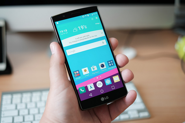 LG G5 to feature Iris Scanning Sensor and More Powerful Features 1