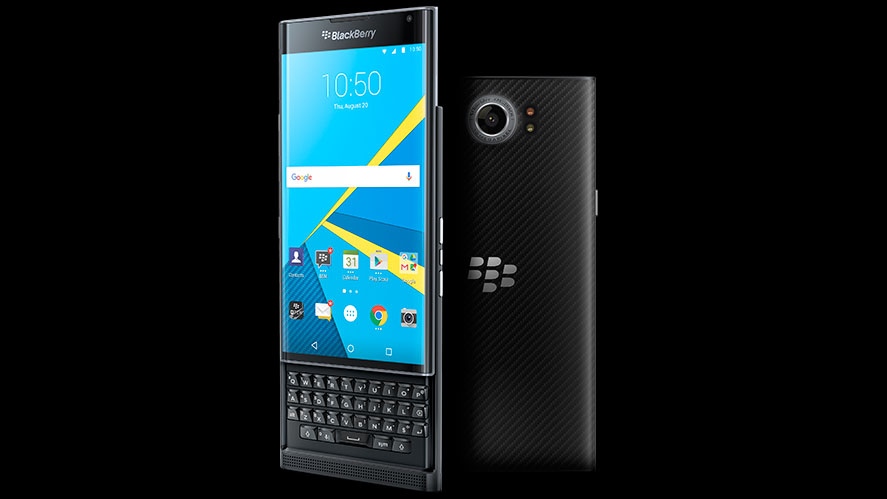 BlackBerry Priv getting Marshmallow rollout next month - KLGadgetGuy