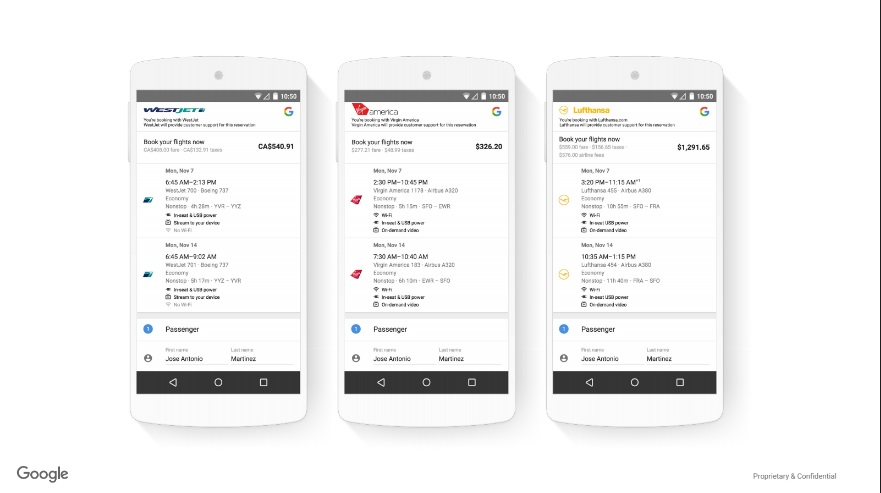 Google completes roll out of its Travel suite 2