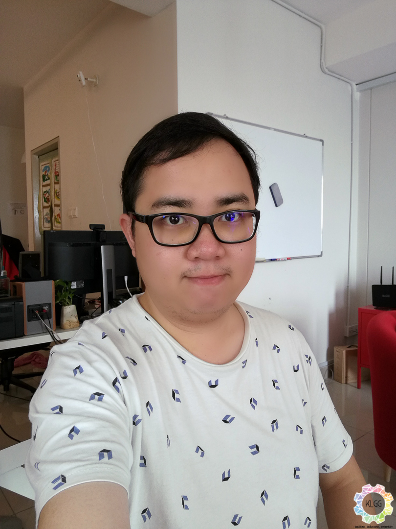 huawei mate 8 selfie sample