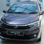 The Perodua Bezza is a feature packed A segment sedan with an affordable price 8