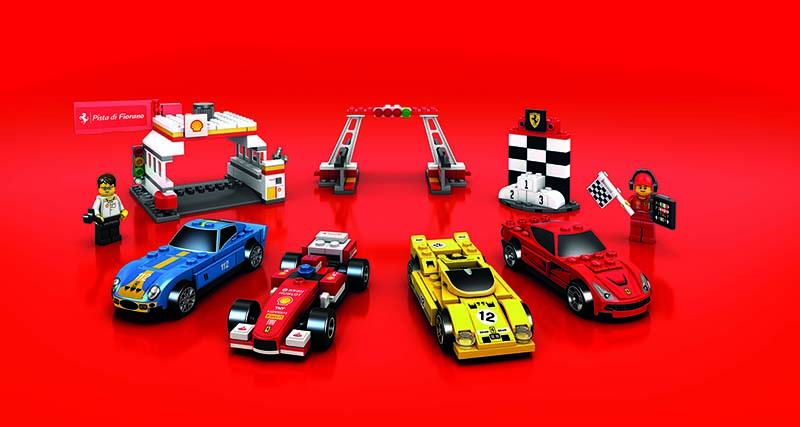 Shell V-Power LEGO collection races into Shell stations 3