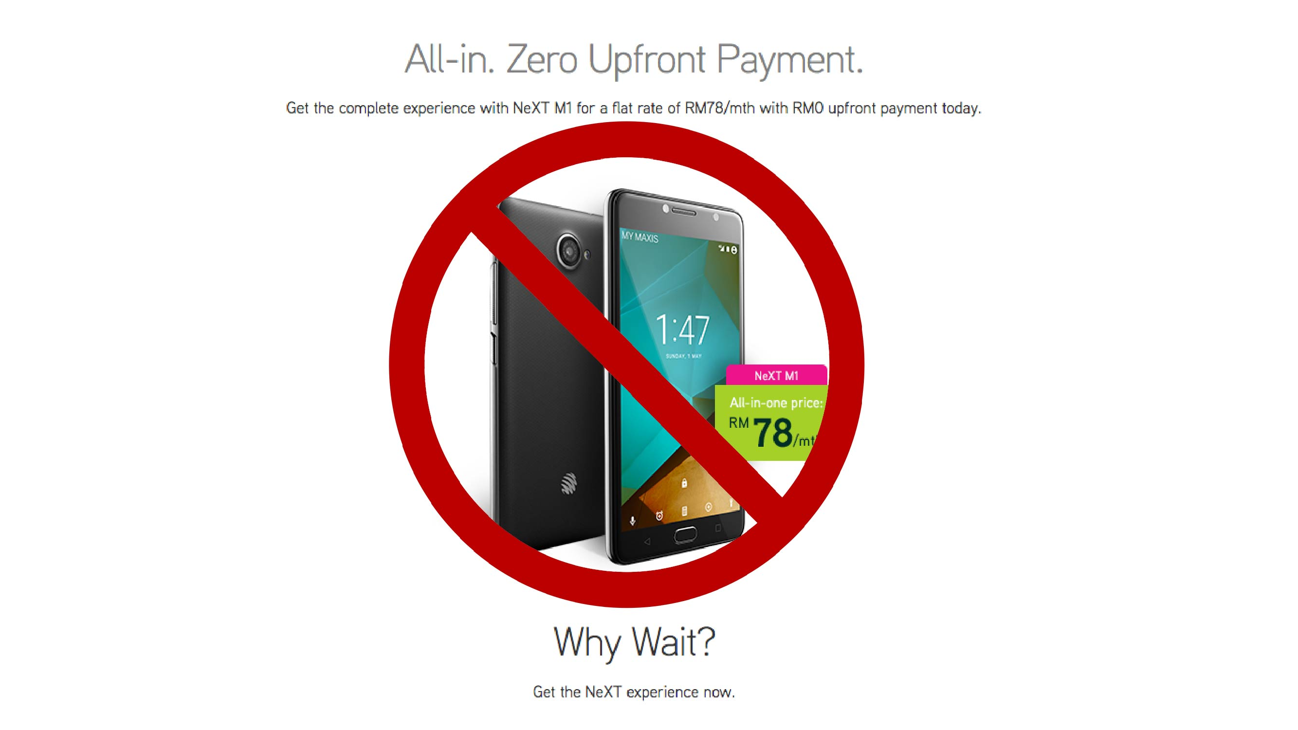 Technopinion: Don't buy a carrier branded smartphone