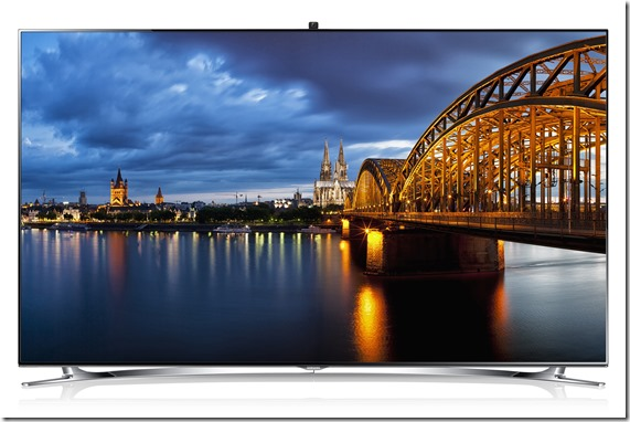 Samsung Smart LED TV Flagship F8000 SMART Feature Review 4
